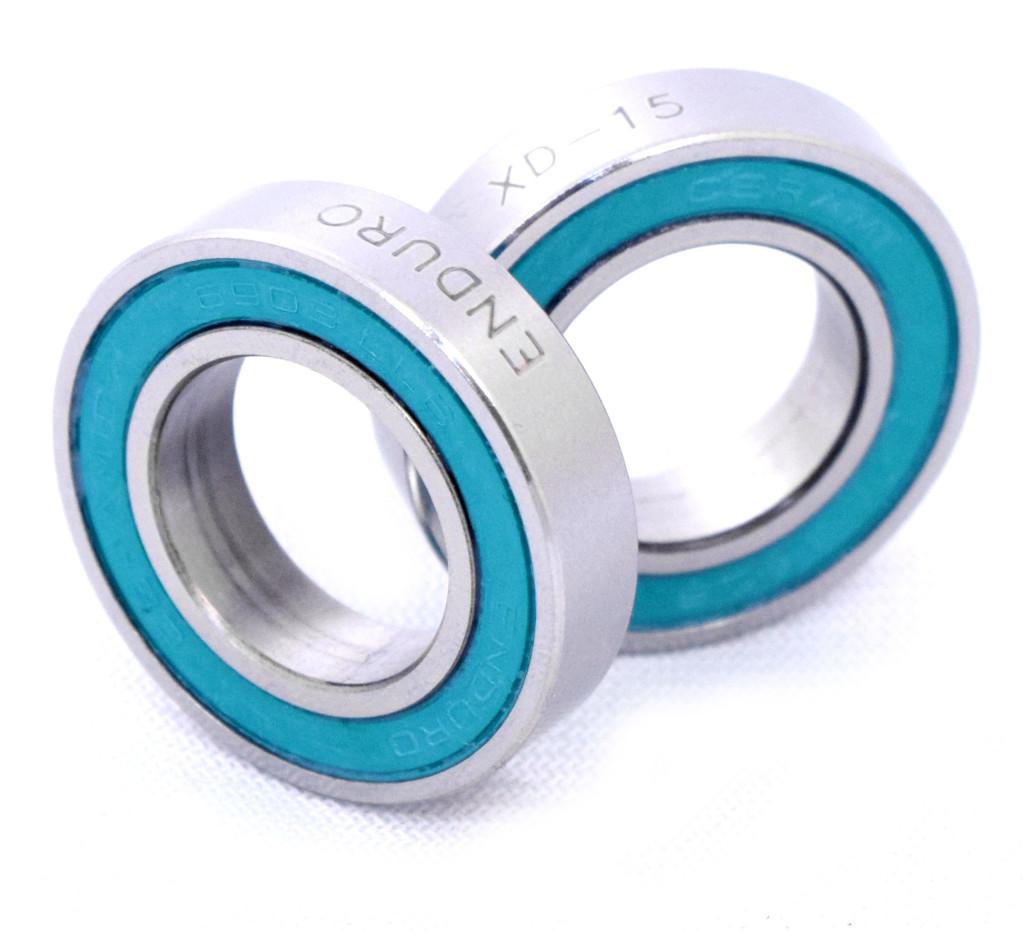 Enduro XD-15 wheel bearings