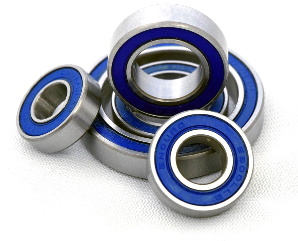 Enduro ABEC-3 Bearings
