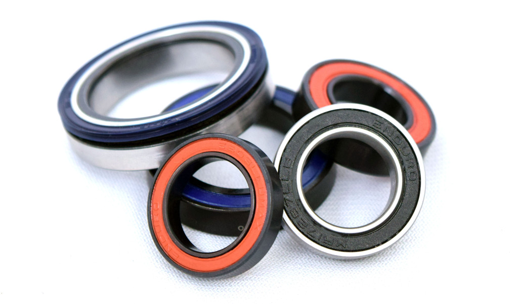 Assorted Enduro Bearings