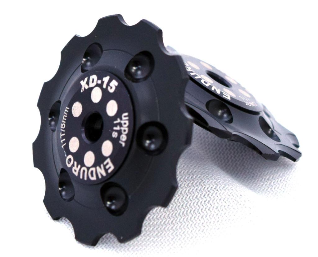 Enduro XD-15 Pulleys