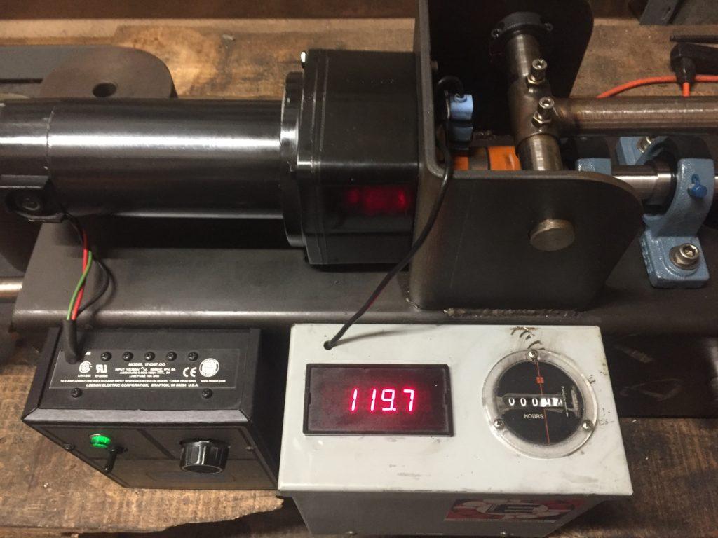 Enduro Bearing Test MAchine