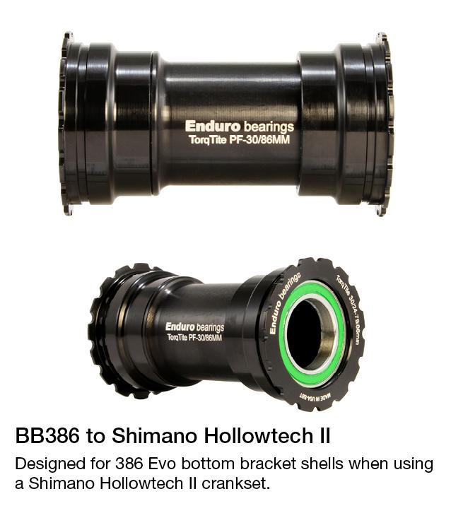 TorqTite BB386 to 24mm