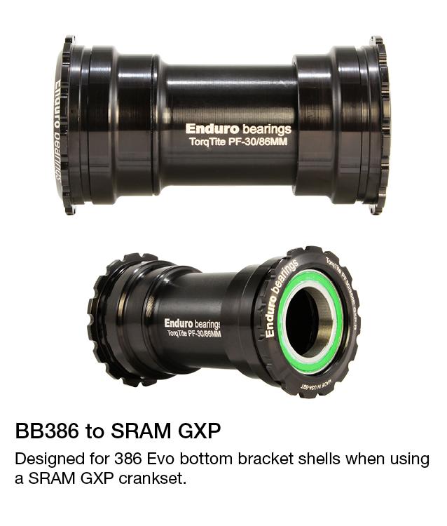 TorqTite BB386 to GXP