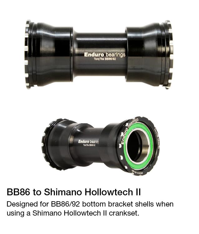 TorqTite BB86 to 24mm