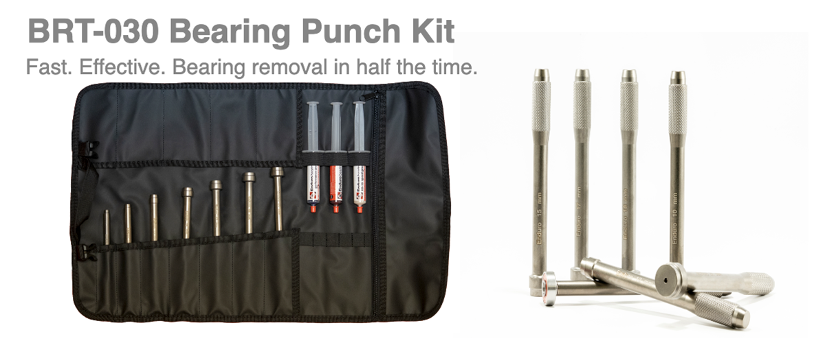 Enduro Bearing Punch Kit