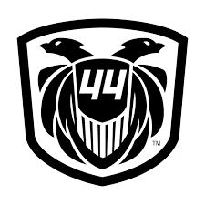 44 bike logo